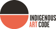Indigenous Art Code logo