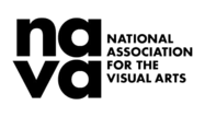 National Association for the Visual Arts logo
